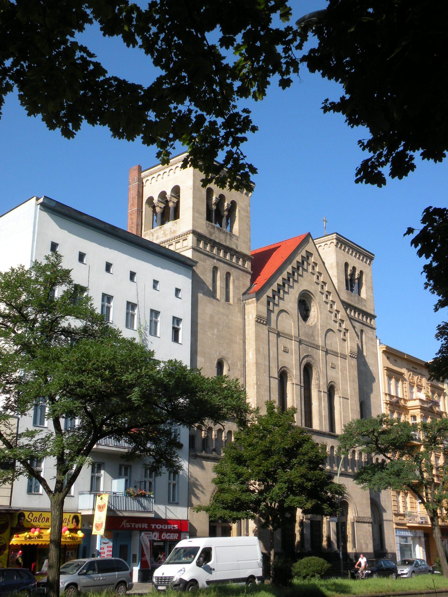 St. Josef in der Müllerstraße