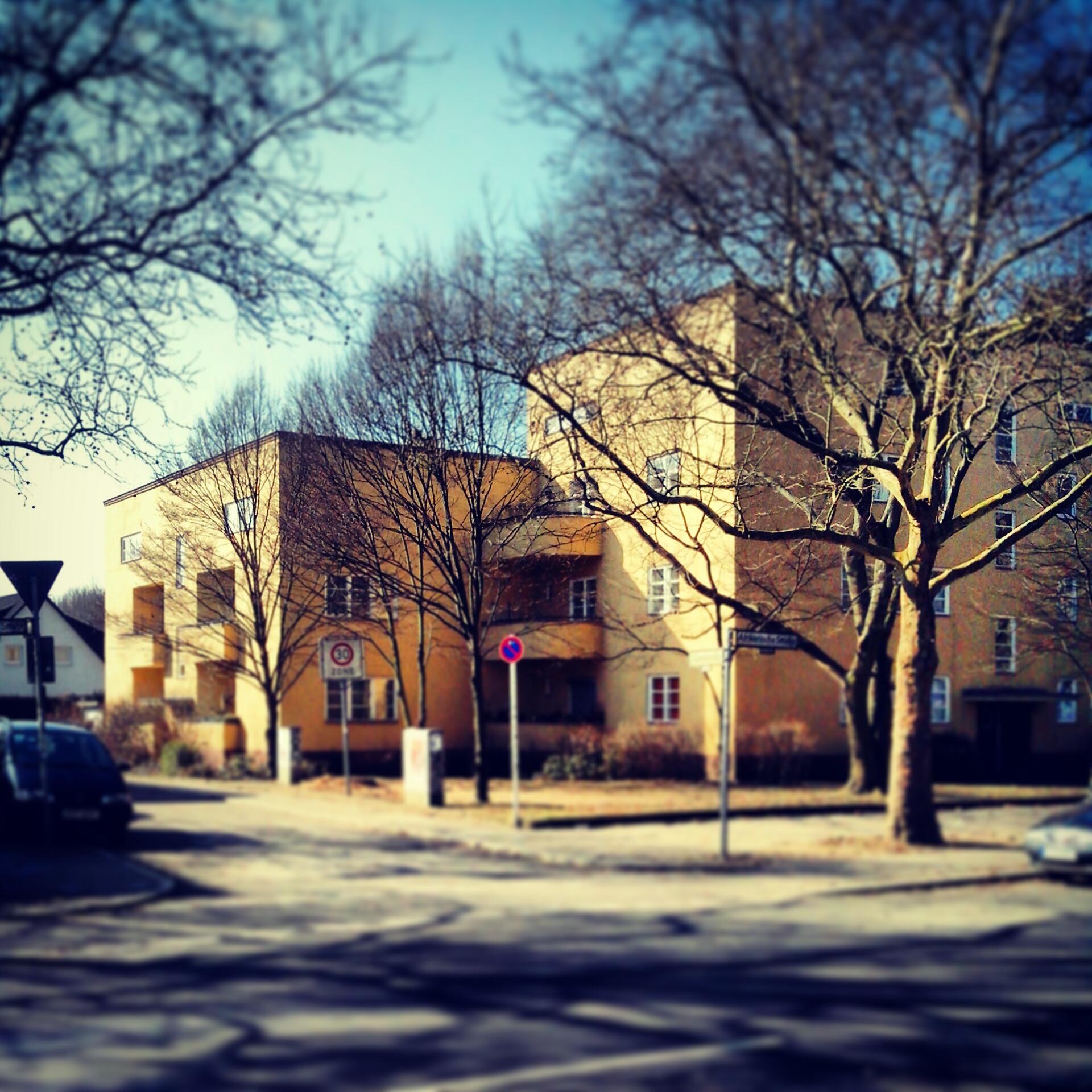 Mies van der Rohe-Wohnhäuser an der Afrikanischen Straße