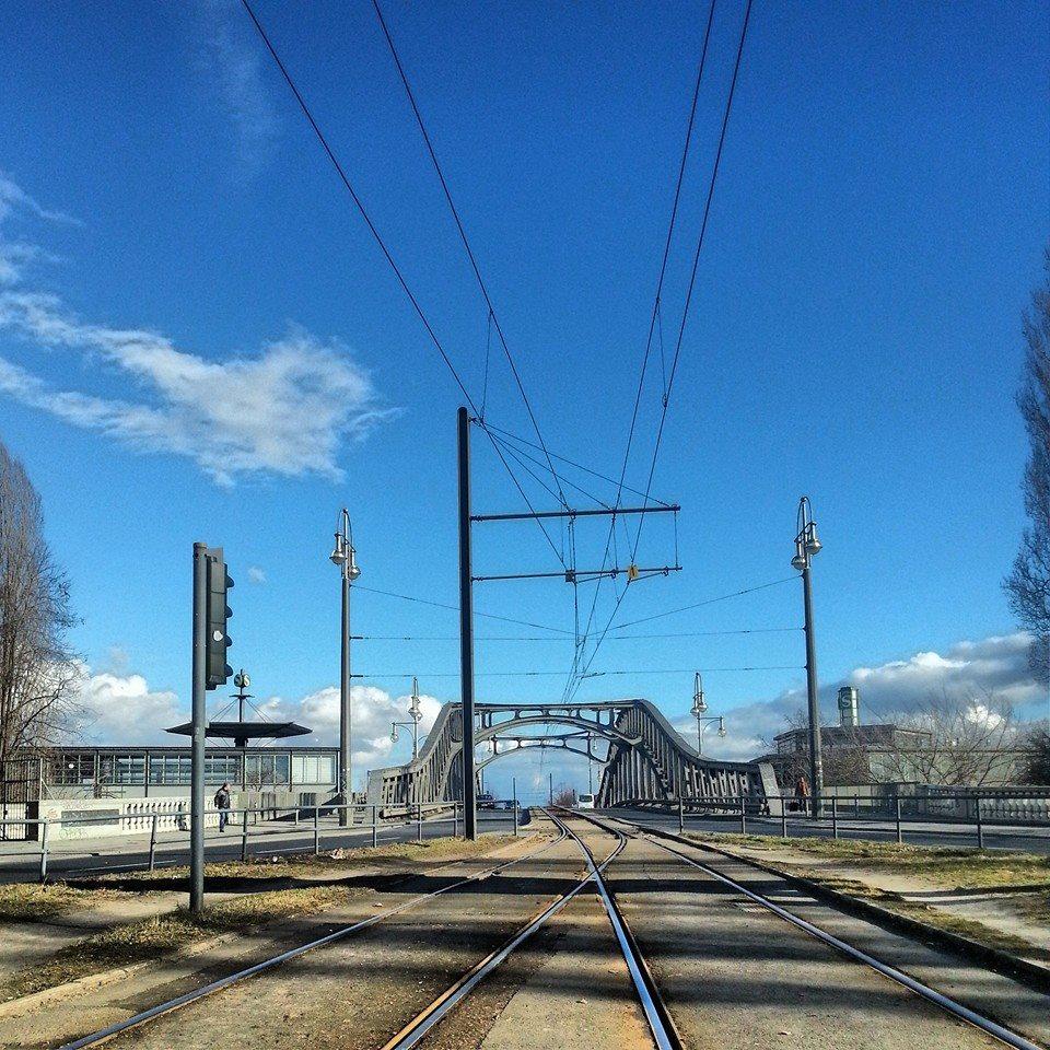 Bösebrücke Bornholmer Str