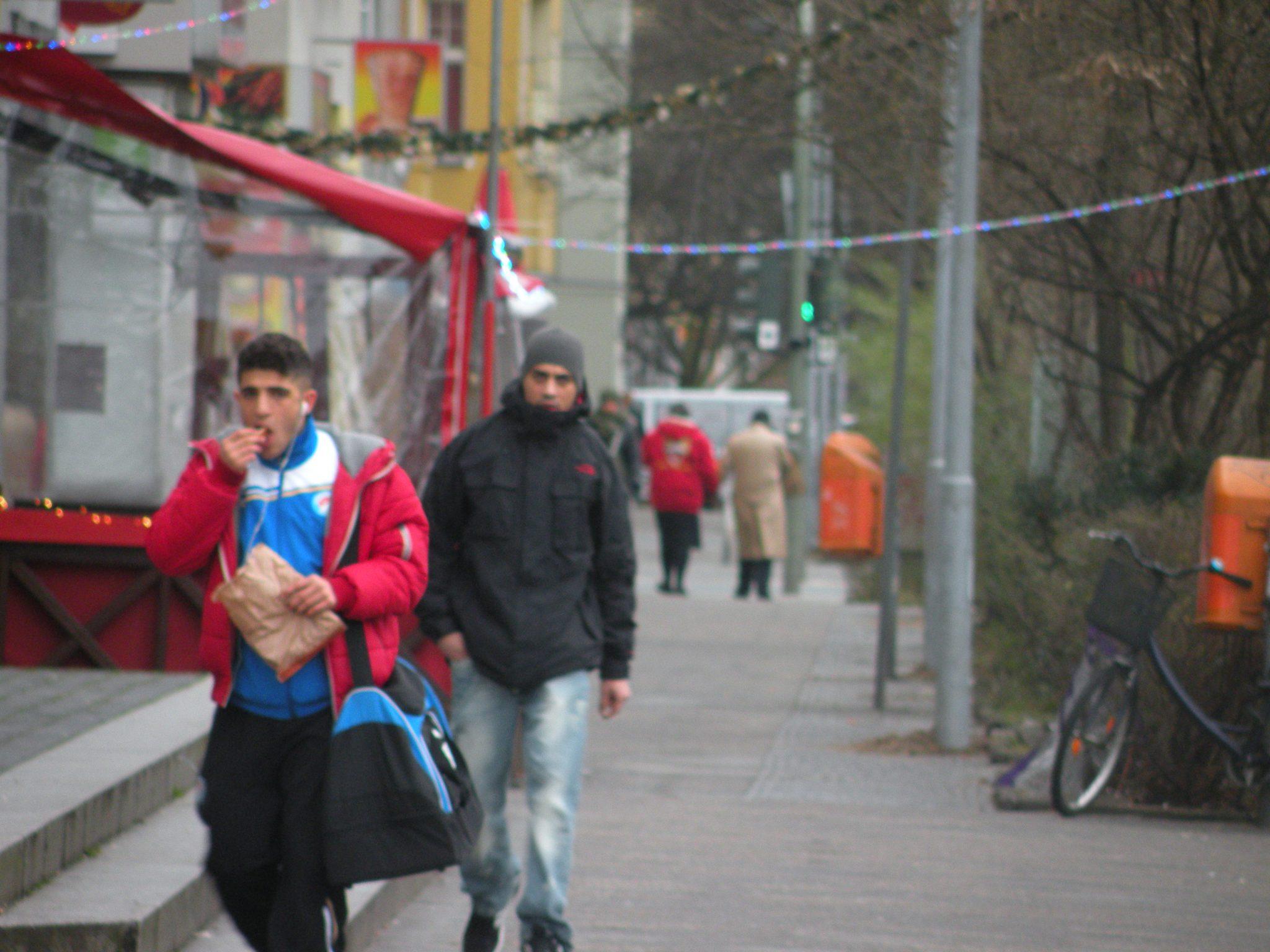 Müller- Ecke Seestraße