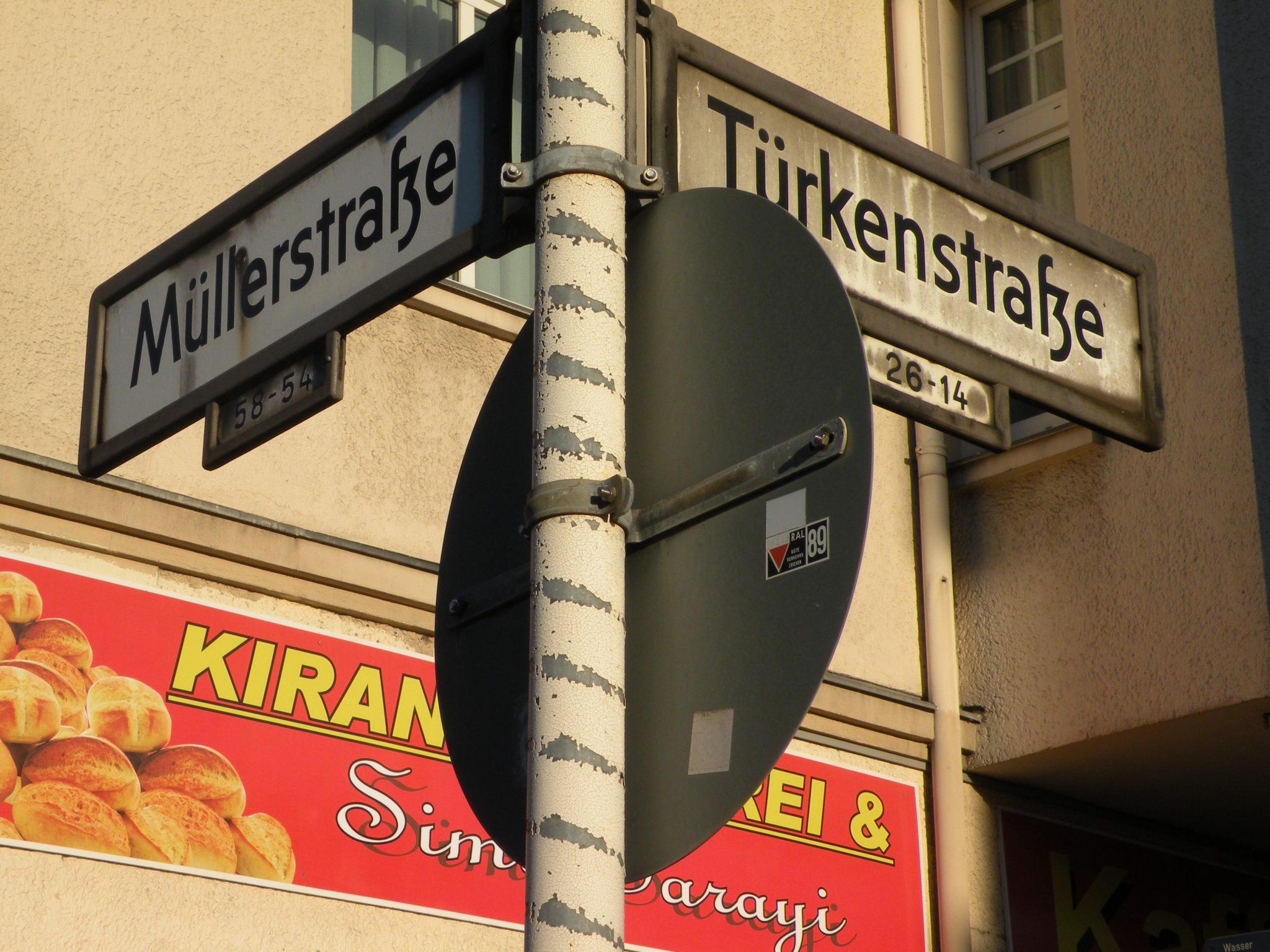 Müllerstraße Türkenstraße