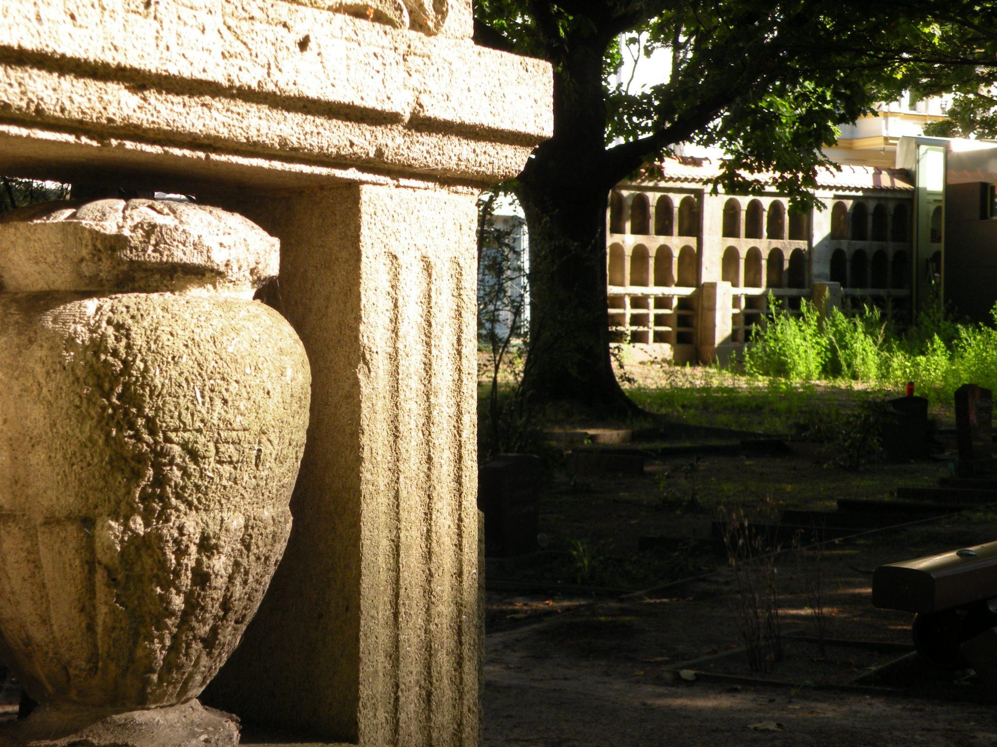 Urnenfriedhof Gerichtstraße