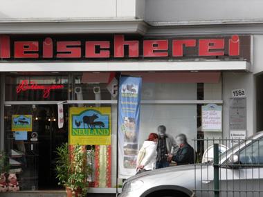 Fleischerei Bünger (Foto: http://mt.barrierefrei-mobil-berlin.de)