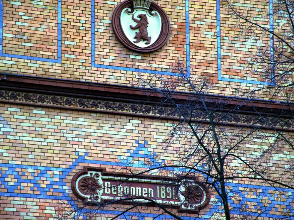 Schulgebäude Trift- Ecke Müllerstr.