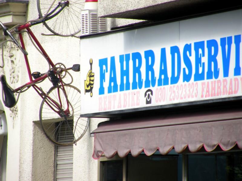 Fahrradladen Seestraße
