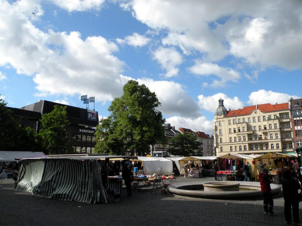Wochenmarkt leopoldplatz wedding hairstyles