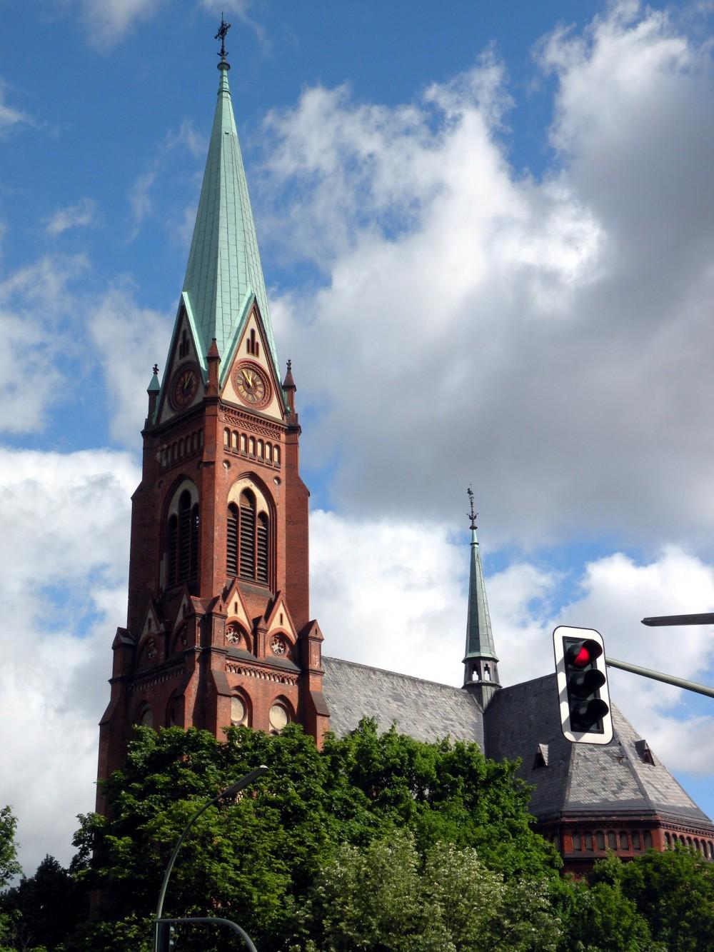 Neue Nazarethkirche