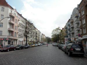 Die Torfstraße