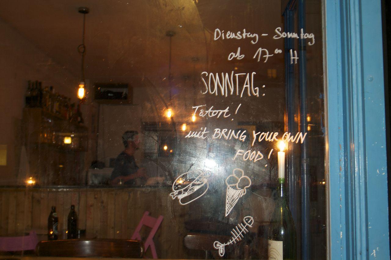 Moritz Bar von außen
