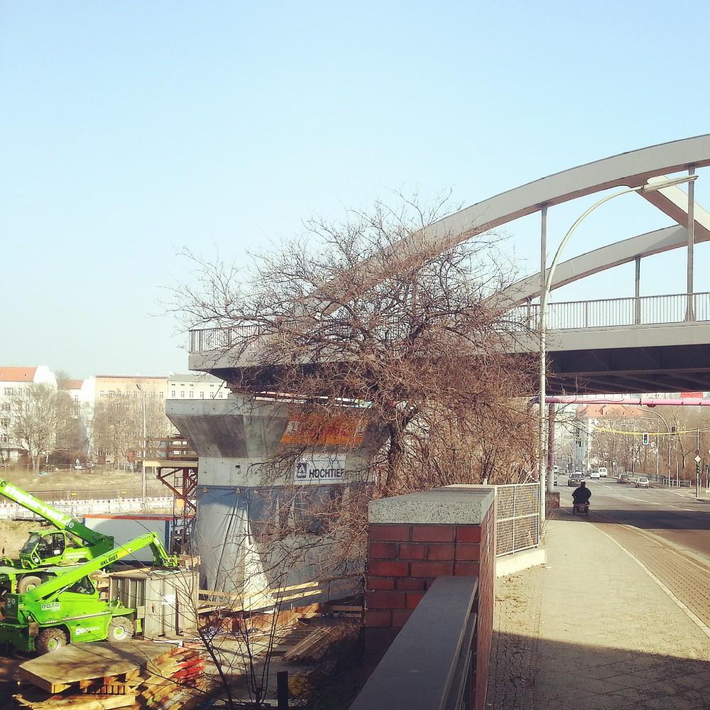 S 21 Brücke Fennstr