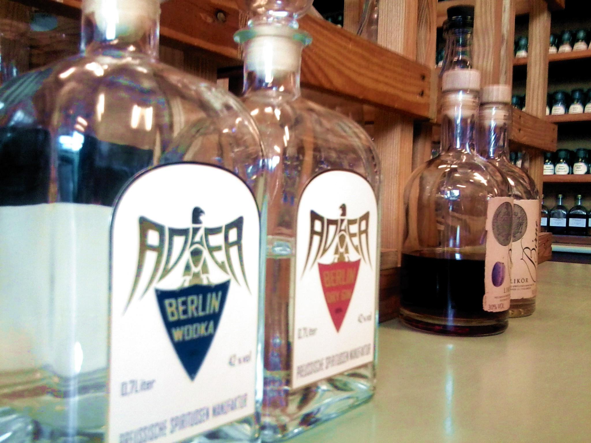 5 Getränke aus Weddinger Herstellung » Weddingweiser