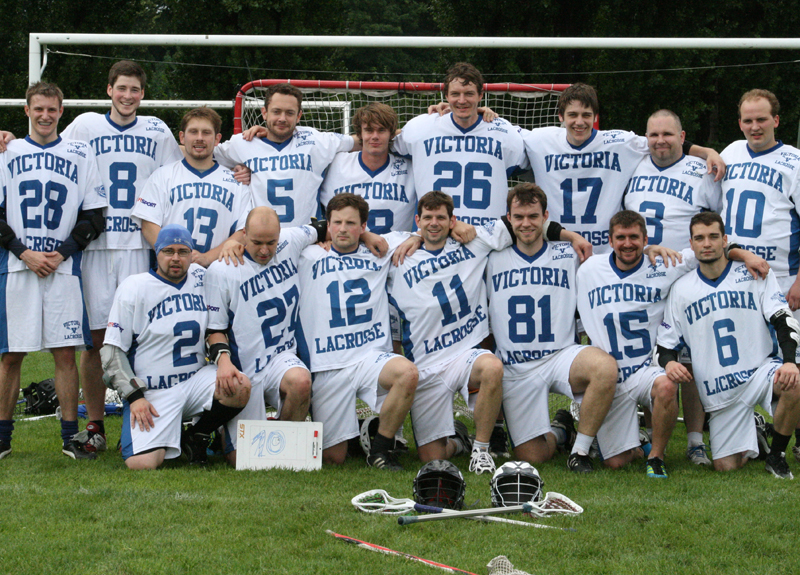 Herrenmannschaft Victoria Lacrosse