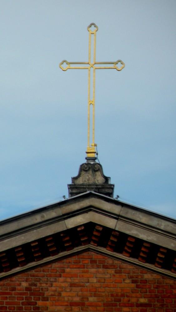 Kreuz der Nazarethkirche