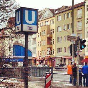 U Bhf Rehberge Straße