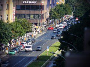 Karstadt Müllerstraße. Foto: D_Kori
