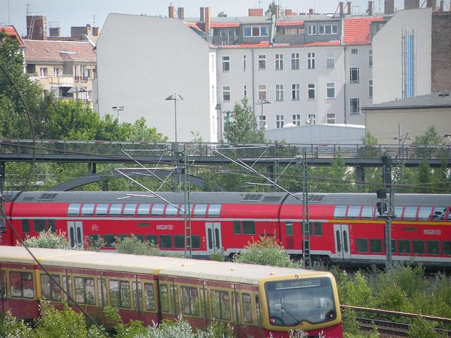 S Bahn Regionalexpress