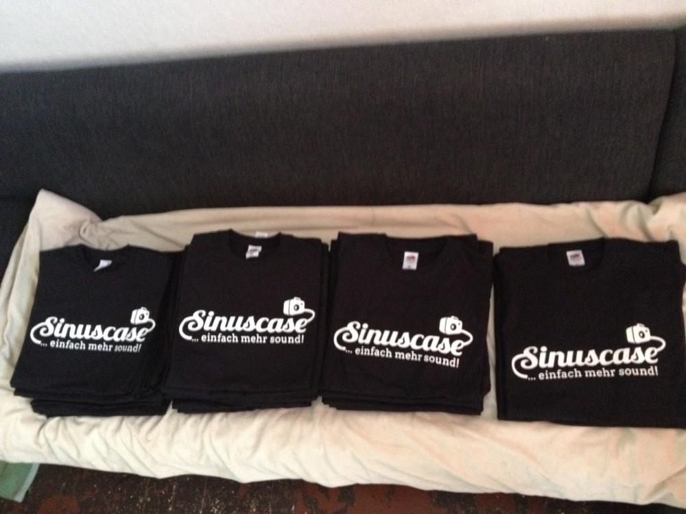 Sinuscase T-Shirts