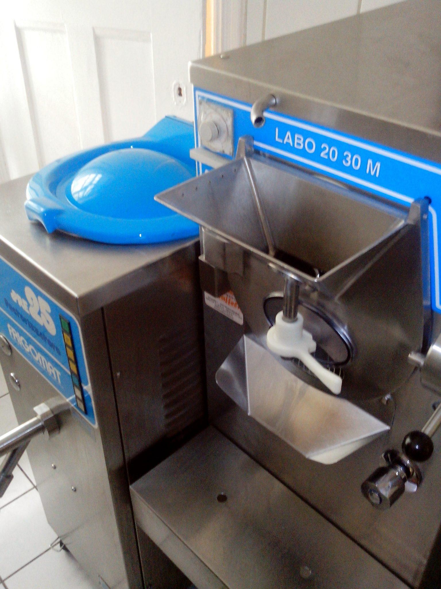 Eismaschine Kibo