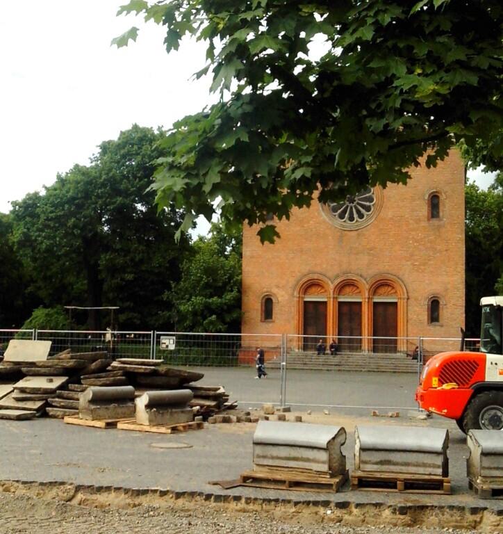 Umbau Leopoldplatz II