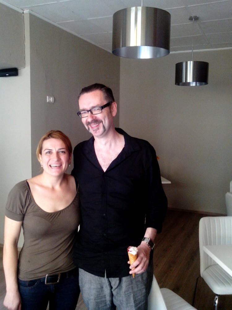 Kibo Team Ramona und Peter Groth