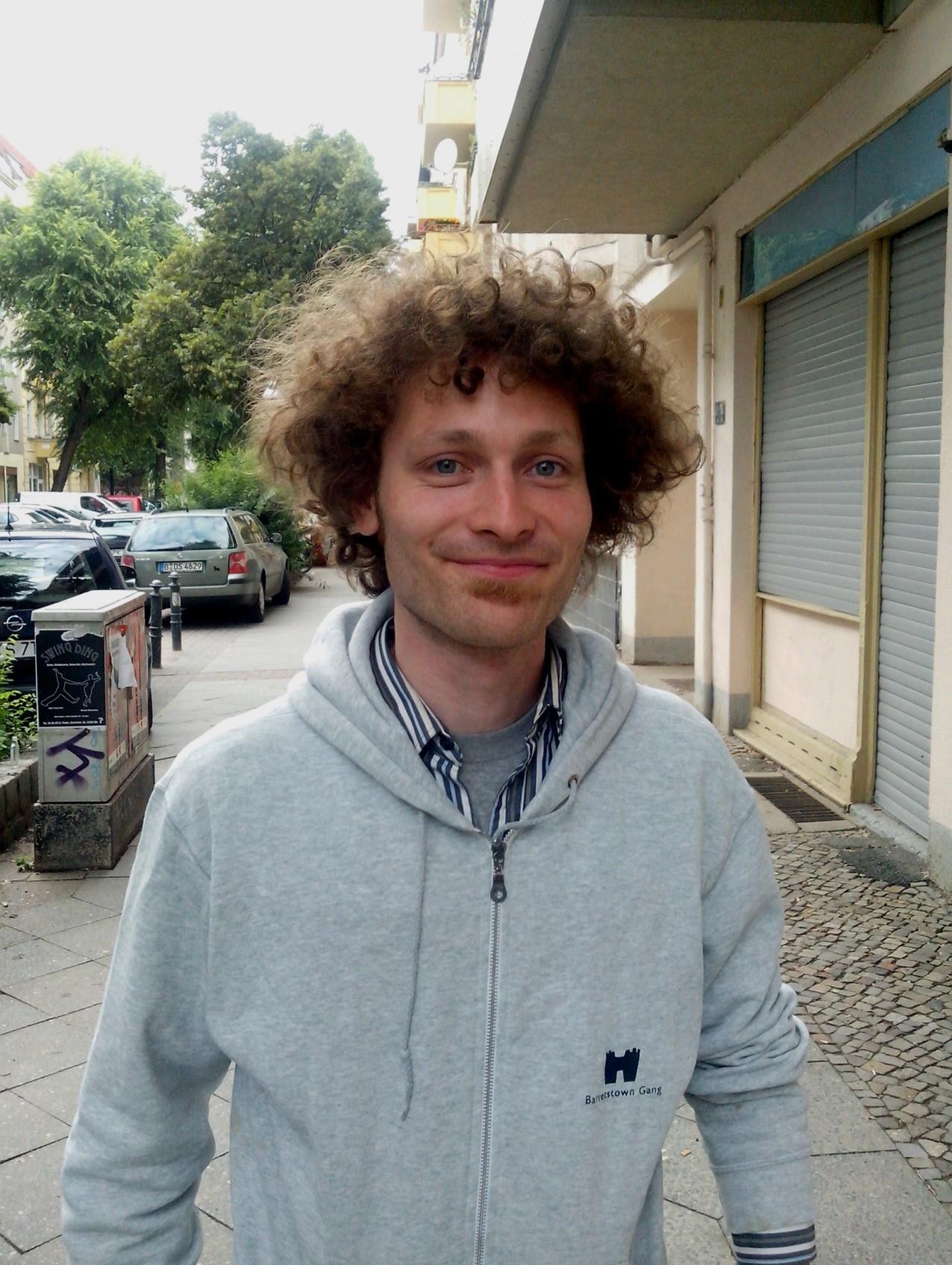 Julian Gröger