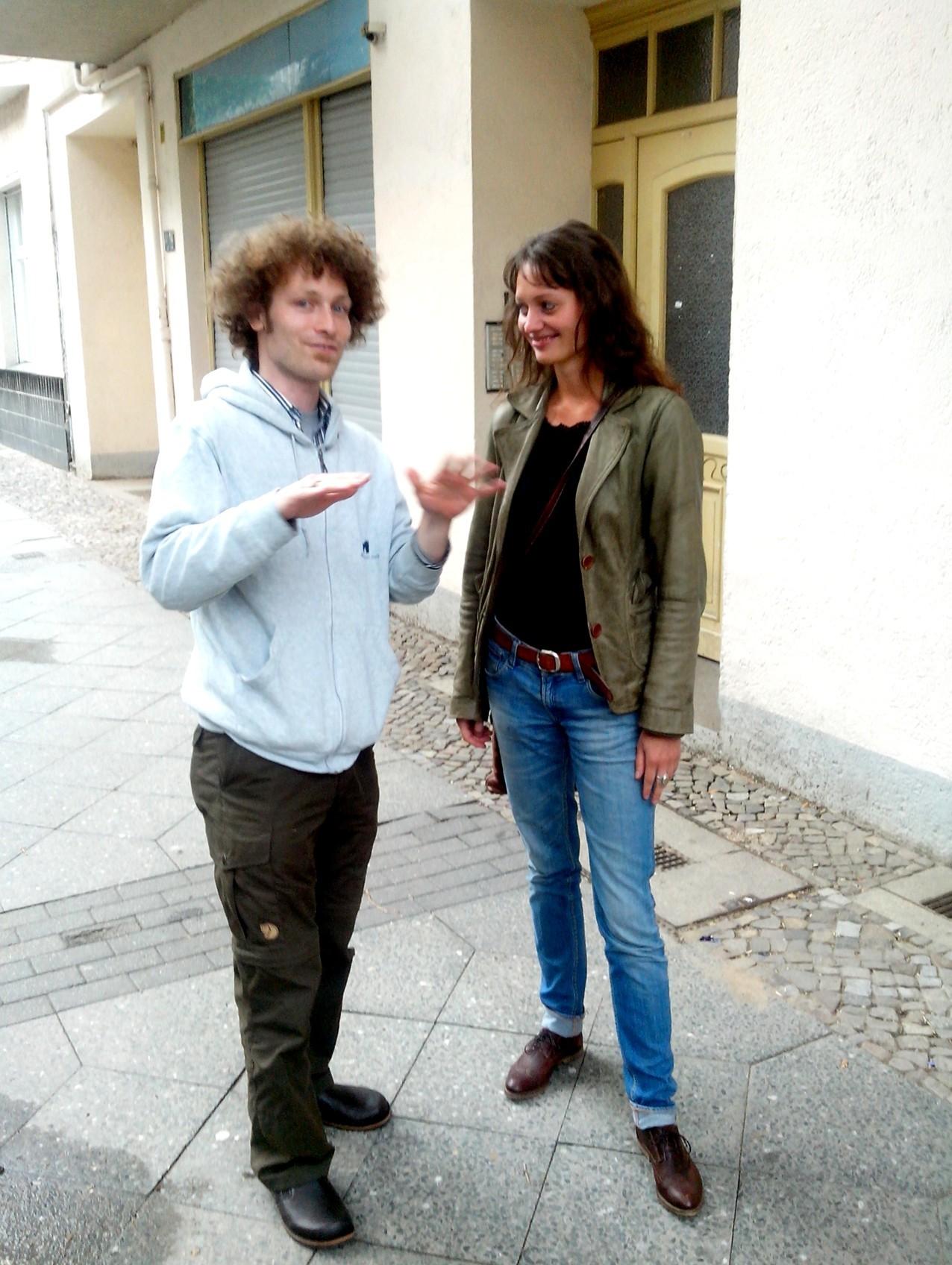 Julian und Sophia