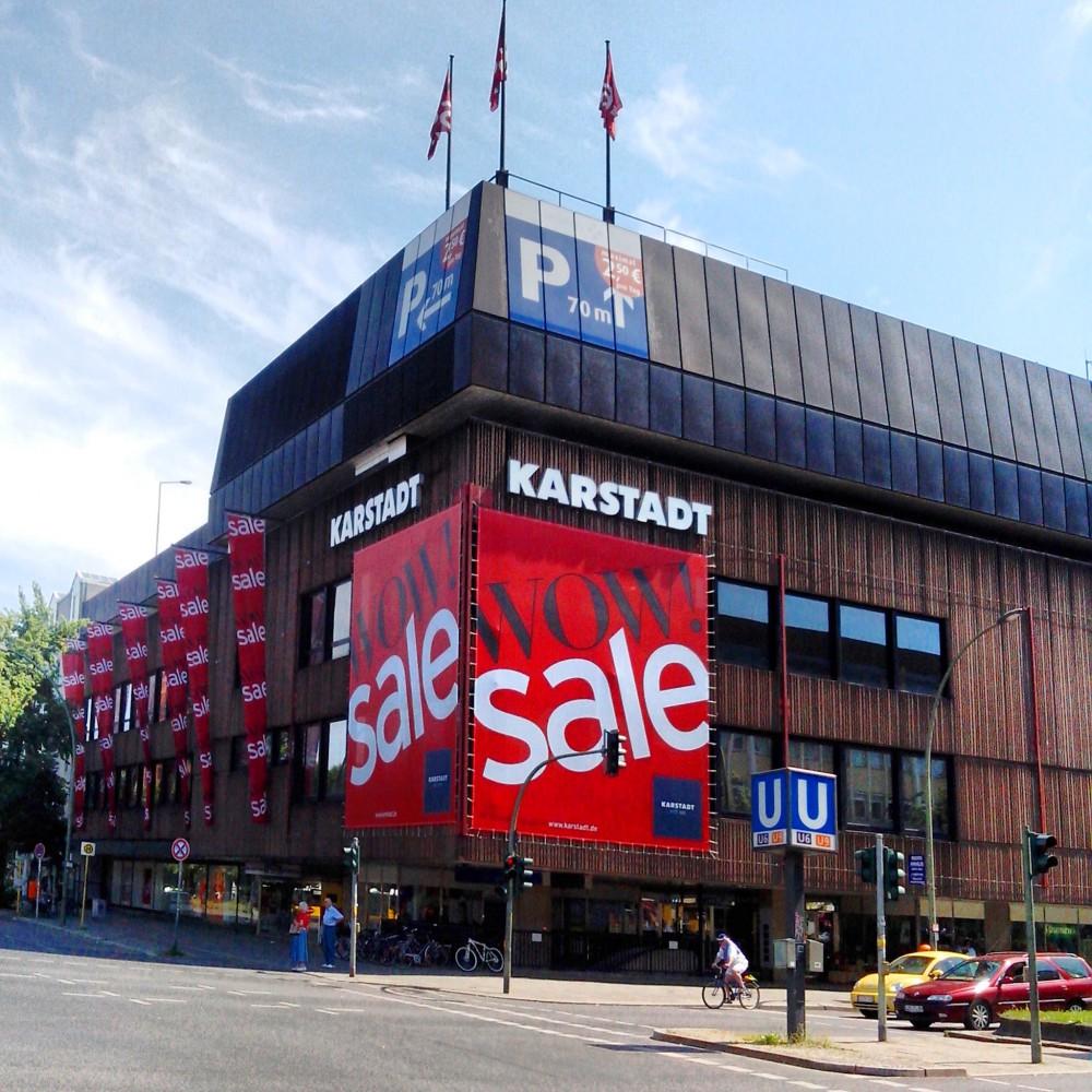 Karstadt am Leopoldplatz