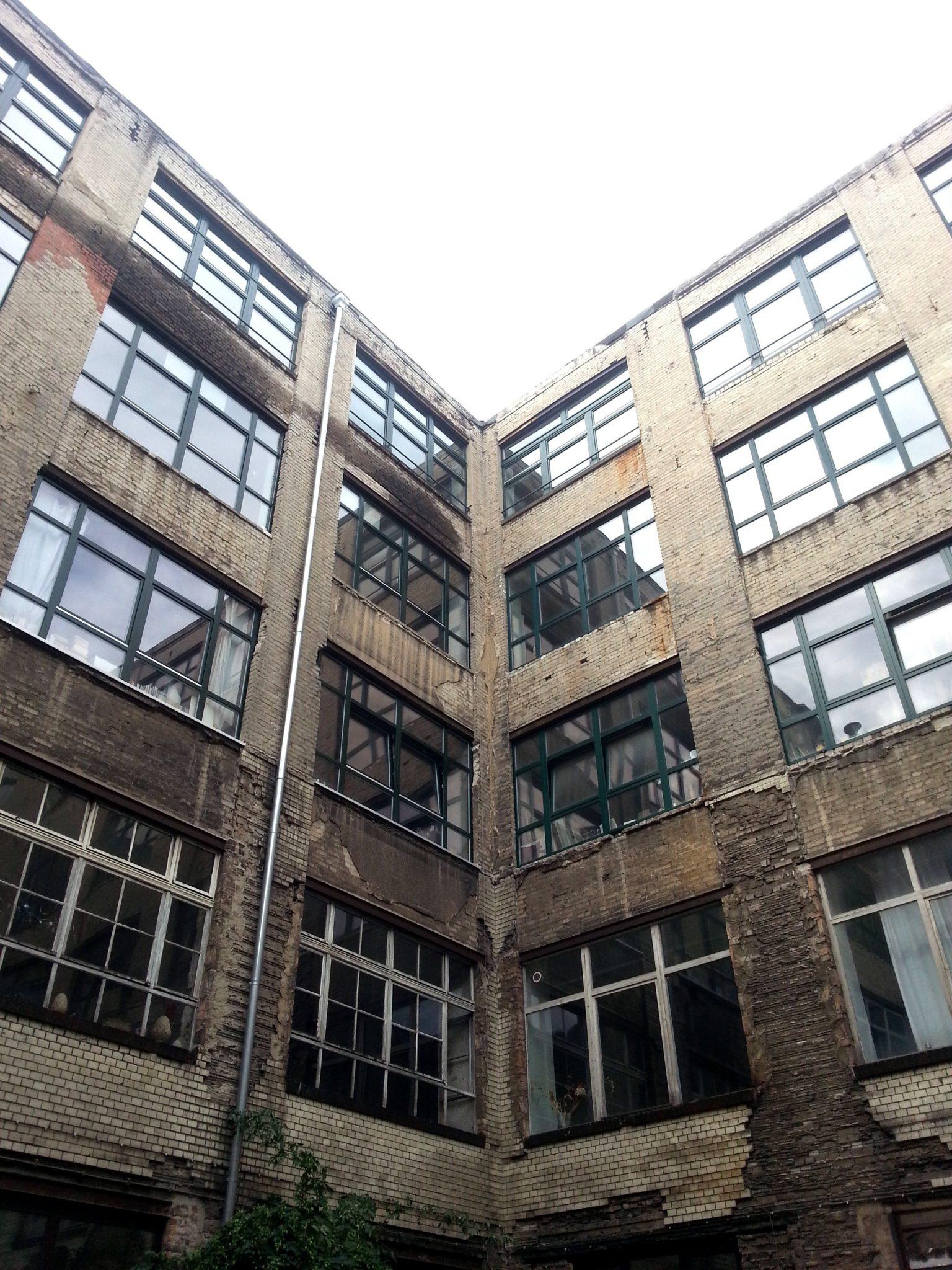 Hof Gerichtstraße