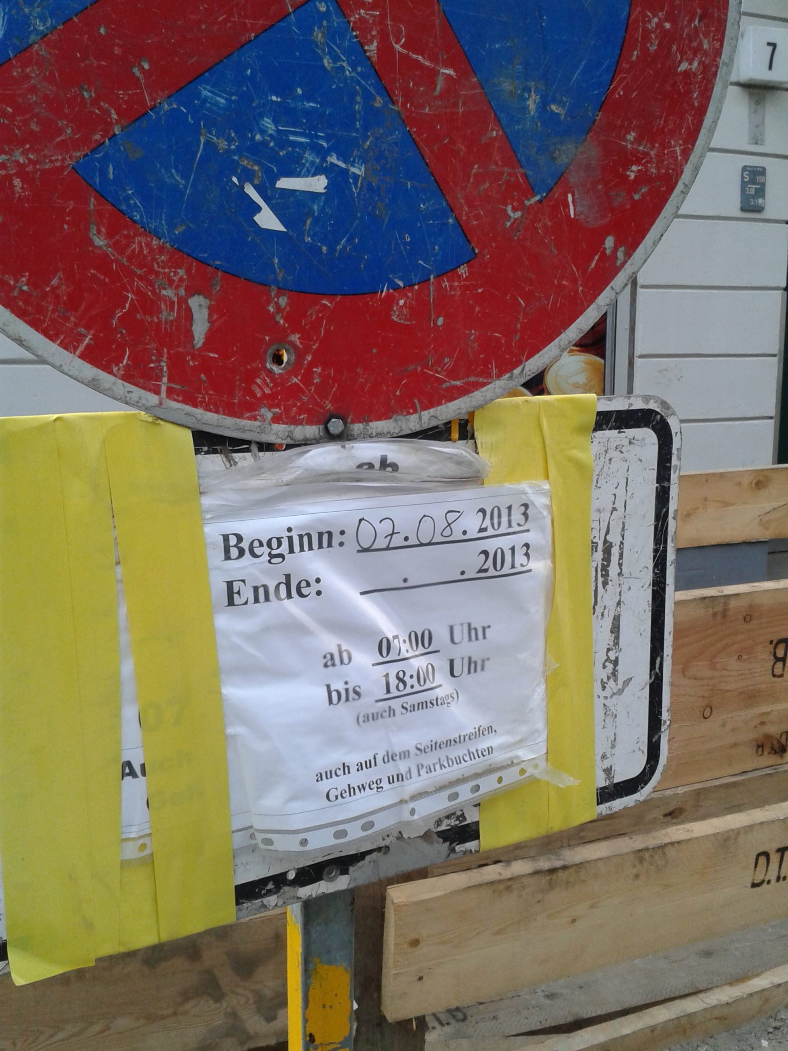 Baustelle Berlin, Quelle: German Diaries