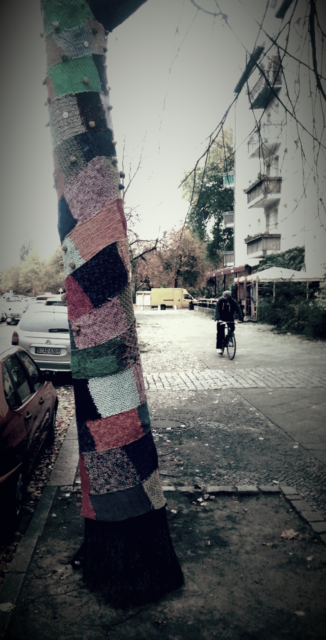 Tegeler Str Urban Knitting