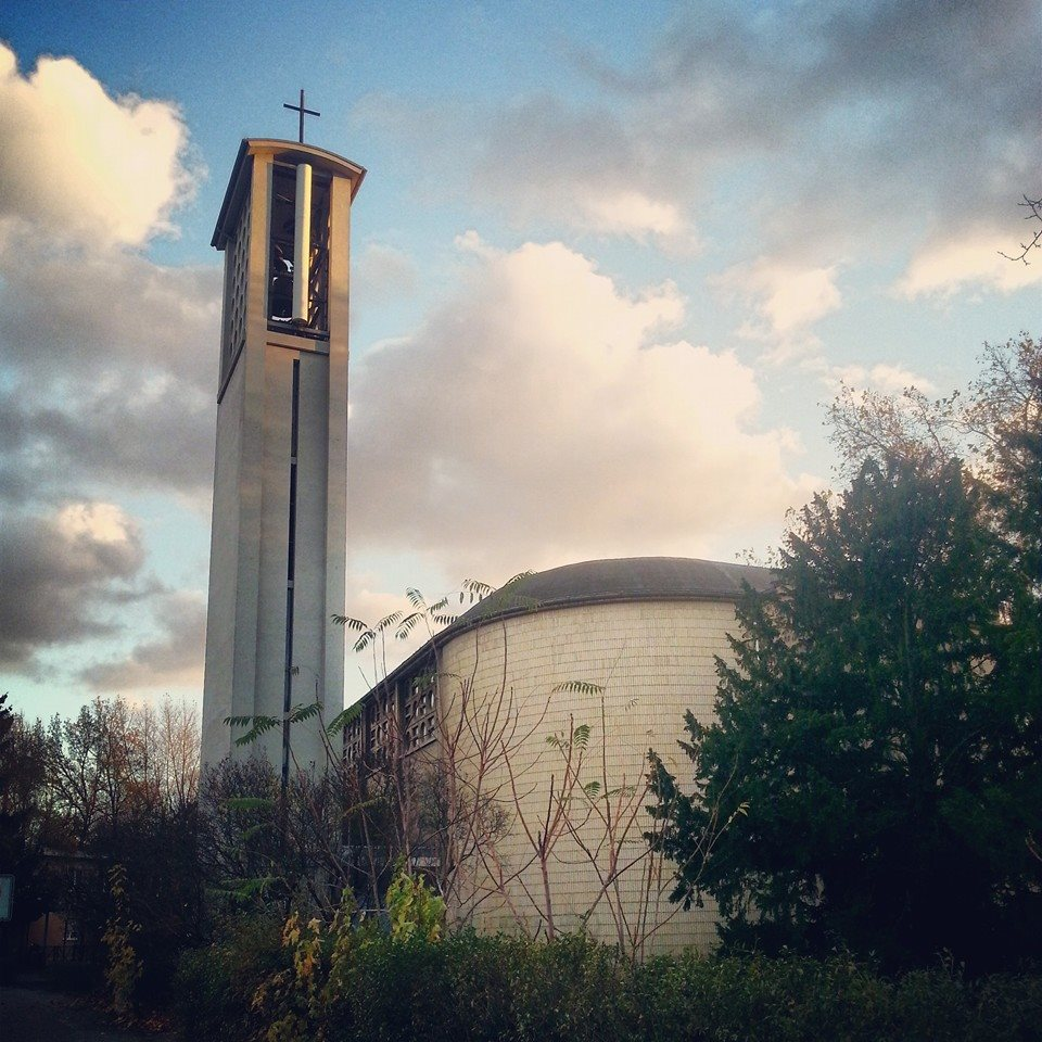 St Aloysiuskirche Schillerpark