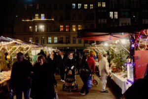 Weihnachtsmarkt auf dem Leo 2013 Foto: Lena Meyer