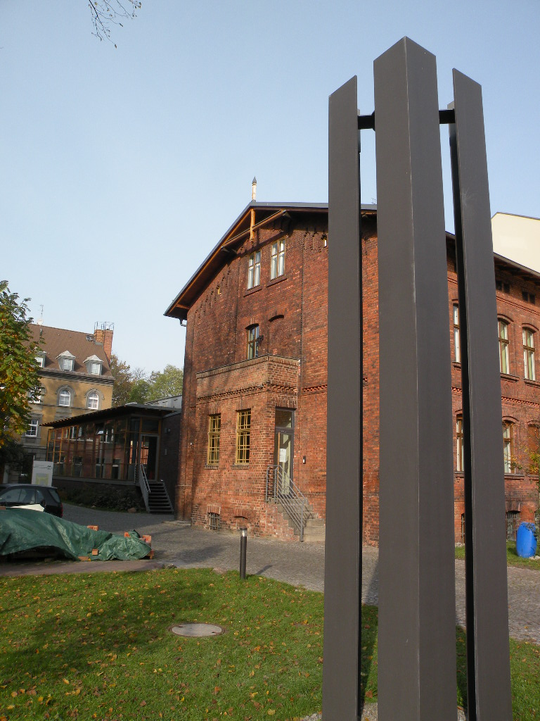 Das Franziskanerkloster an der Wollankstraße in Pankow