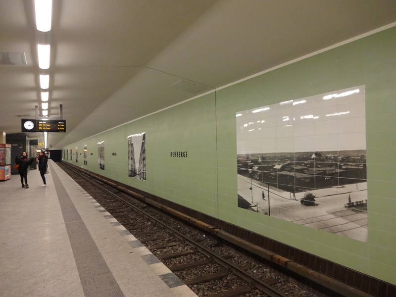 Bahnhof Rehberge (C) Stefan Kuhl