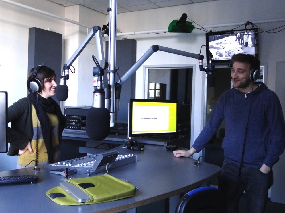 Viola Schmidt und Christian-Zsolt Varga