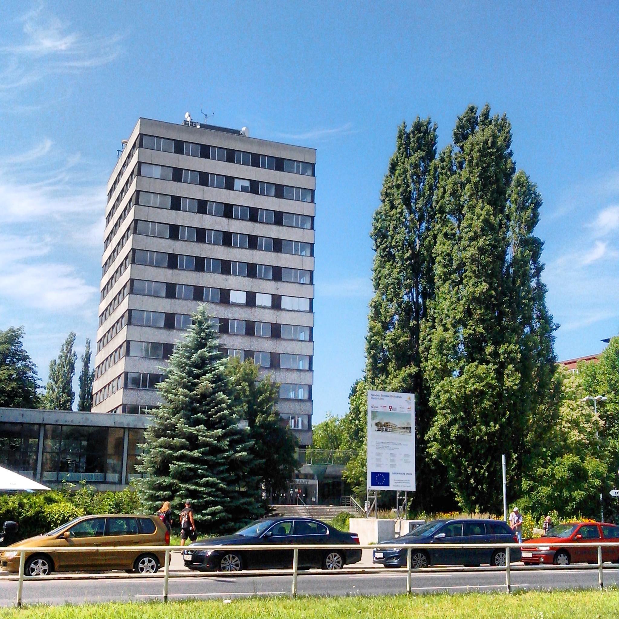 Rathausturm vor der Sanierung