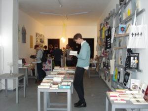 Echo Bücher und Plattenladen