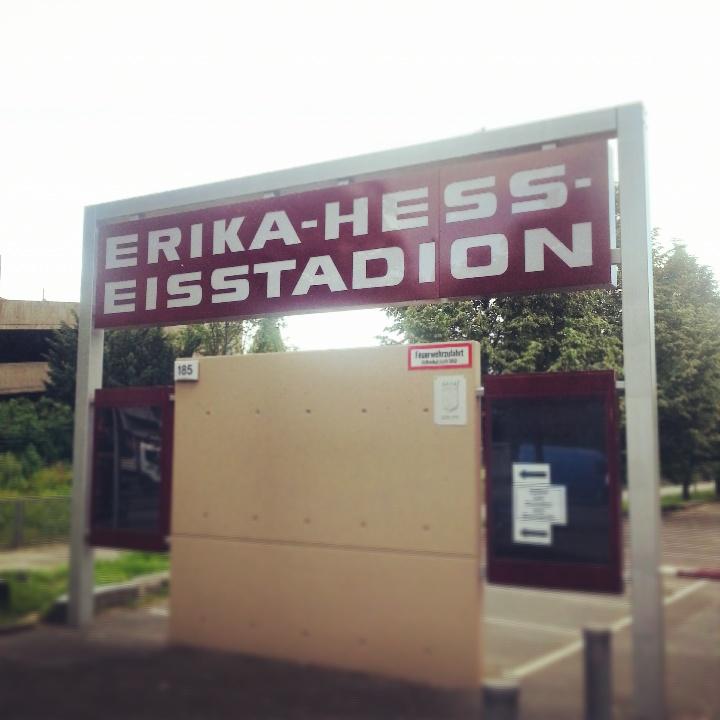 Erika Hess Eisstadion