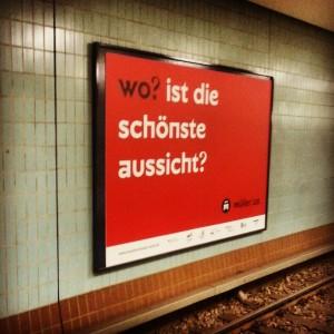Plakat Kampagne Müllerstr