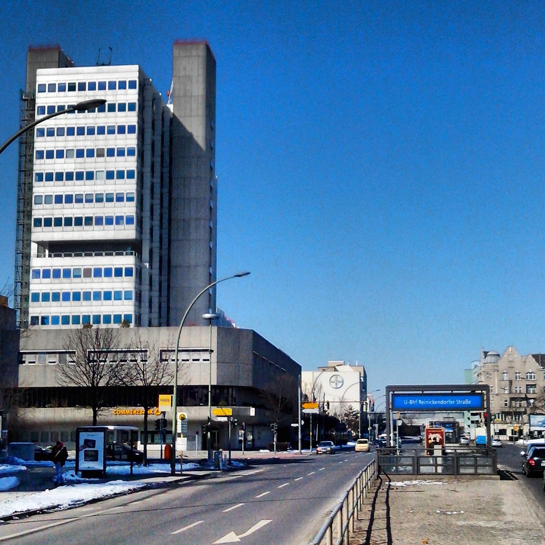 Unsere schöne untere Müllerstraße