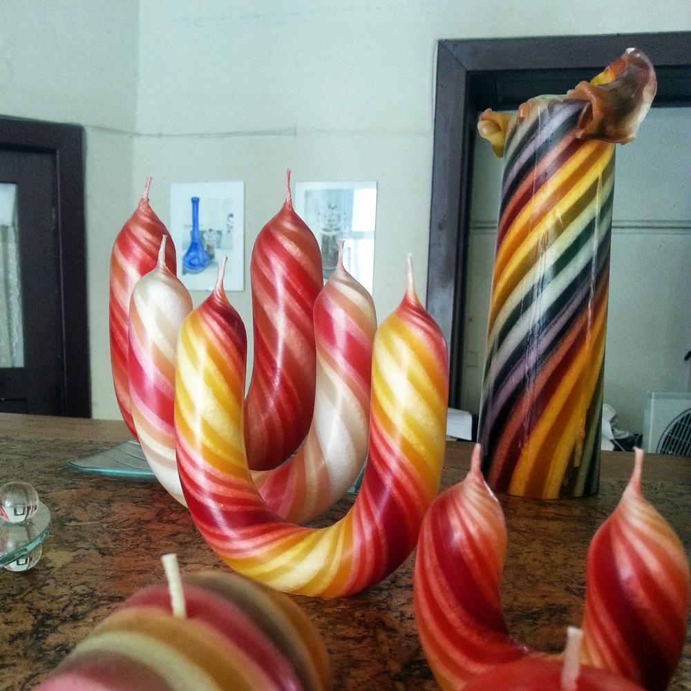Kerzenmacher 4