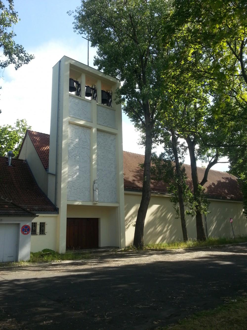 Die St-Louis-Kirche