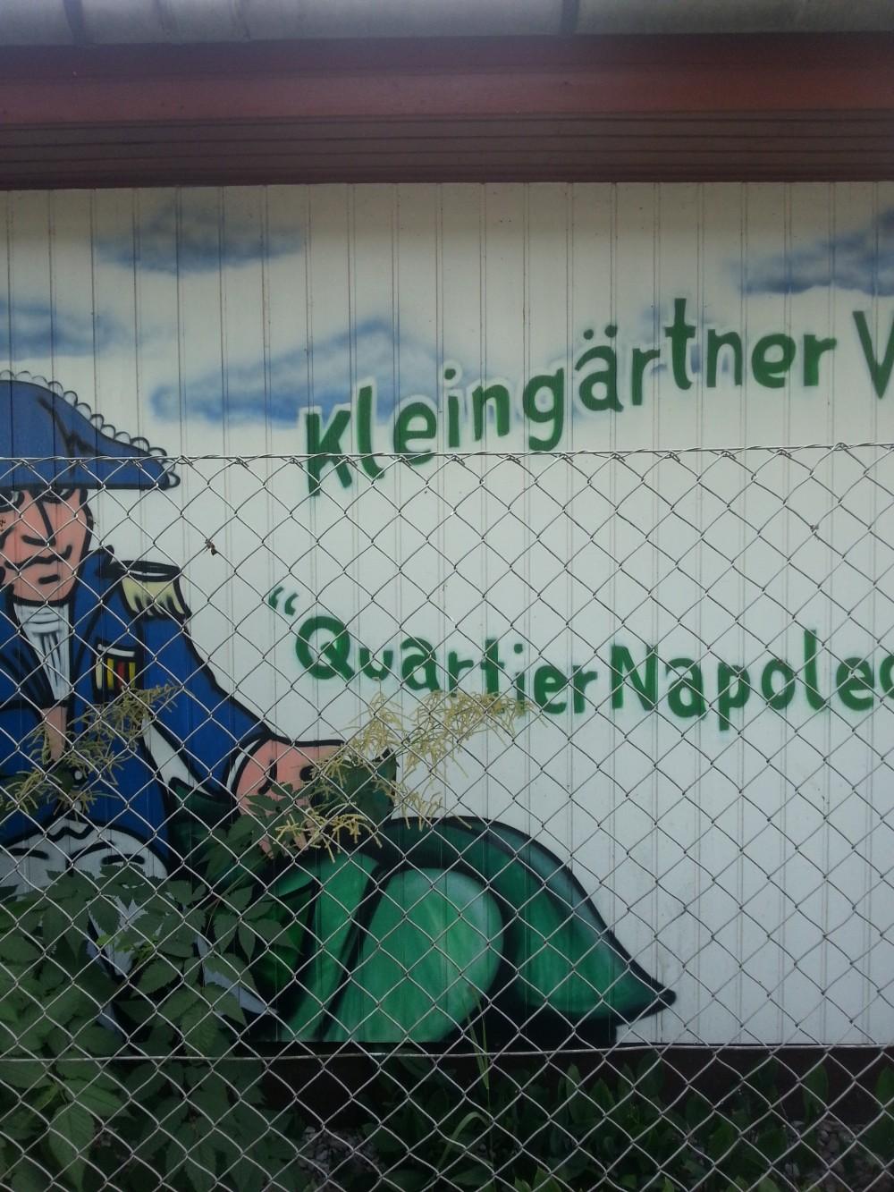 Kleingärtnerverein Quartier Napoleon