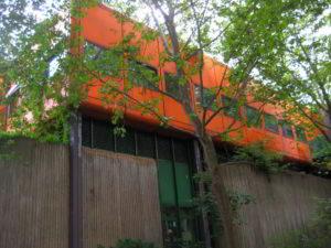 Das ehemalige Diesterweg Gymnasium. Hier sollen Wohnungen gebaut werden.