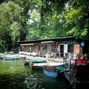 Fischerpinte Bootshaus