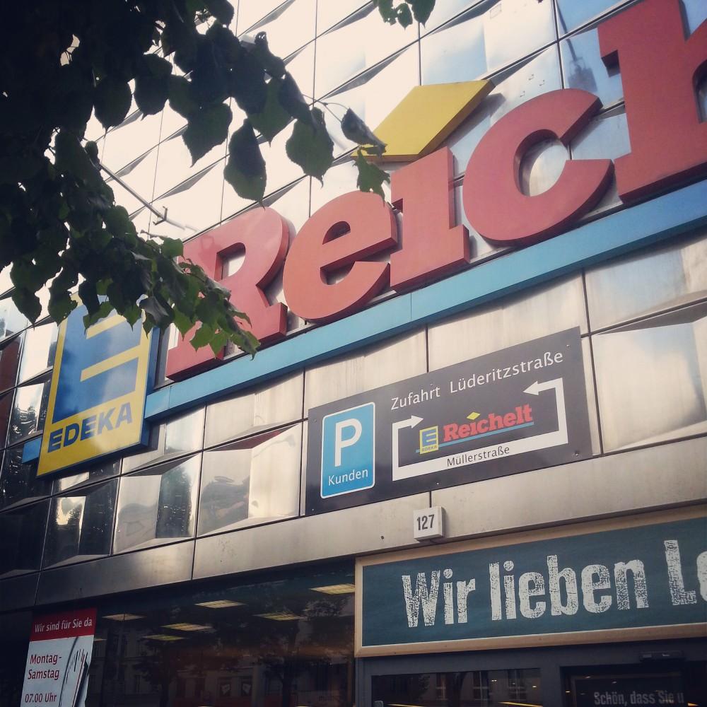 EDEKA Reichelt Müllerstraße