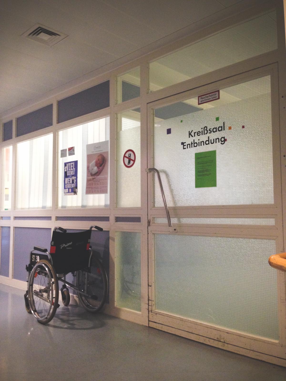 Kreißsaal Virchow-Klinikum