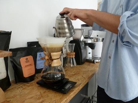 Hannes Fendrich Coffee Circle (C) QIEZ