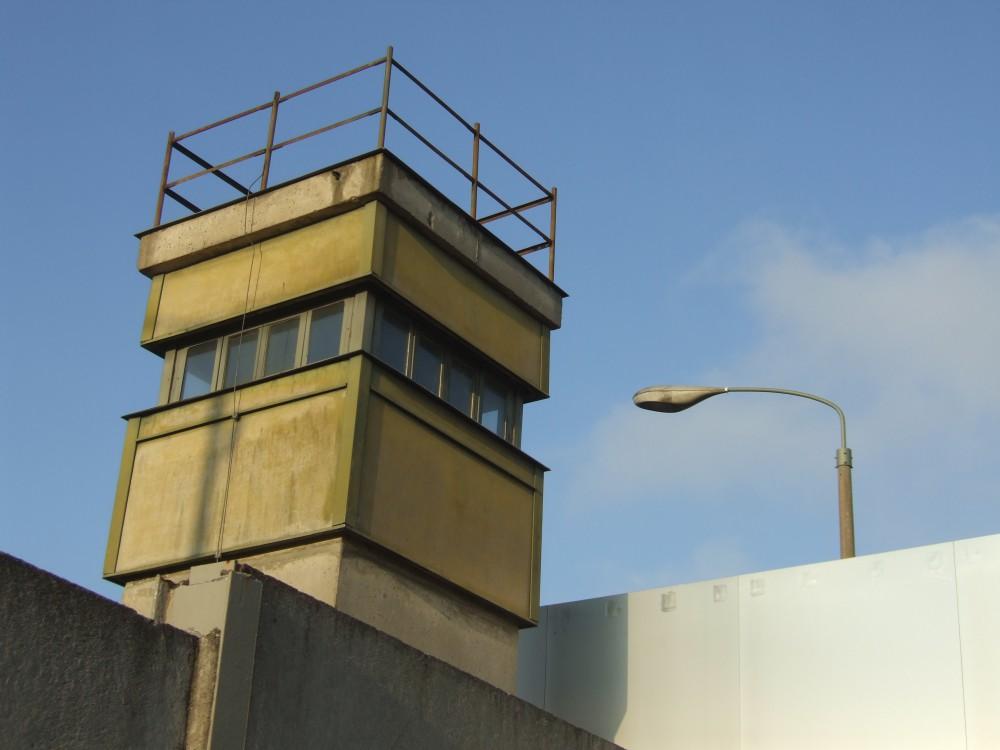 Gedenkstätte Berliner Mauer E.Elfert