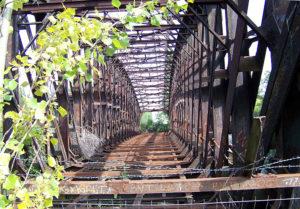 Bieterverfahren für die Liesenbrücken läuft. Foto: Nachtschatt.